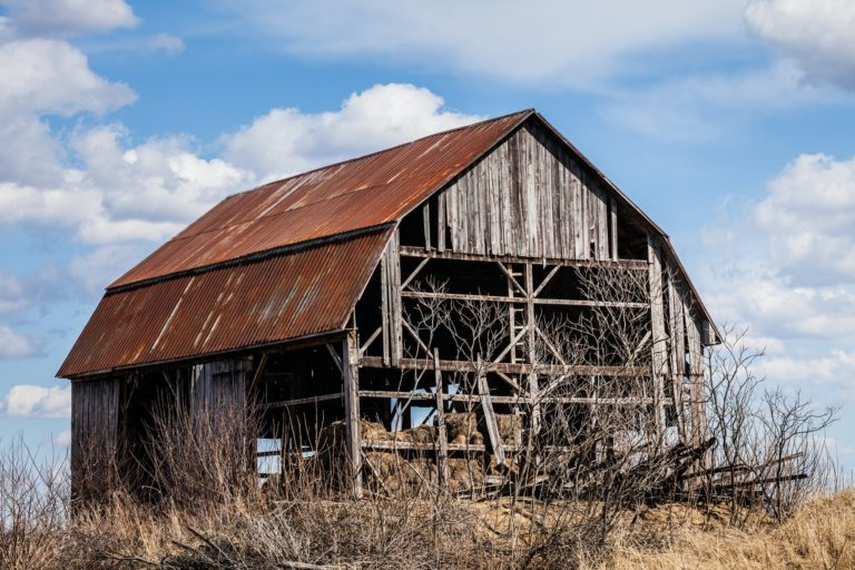 Old Abandoned Barn