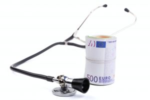 Stethoscope With Euro
