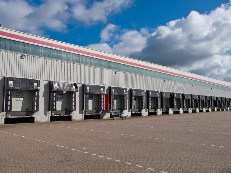 Loading Docks Export Concept